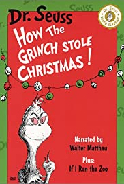 How the Grinch Stole Christmas!(1992) Poster - Movie Forum, Cast, Reviews