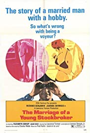 The Marriage of a Young Stockbroker (1971) Poster - Movie Forum, Cast, Reviews