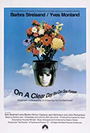 On a Clear Day You Can See Forever (1970) Poster - Movie Forum, Cast, Reviews