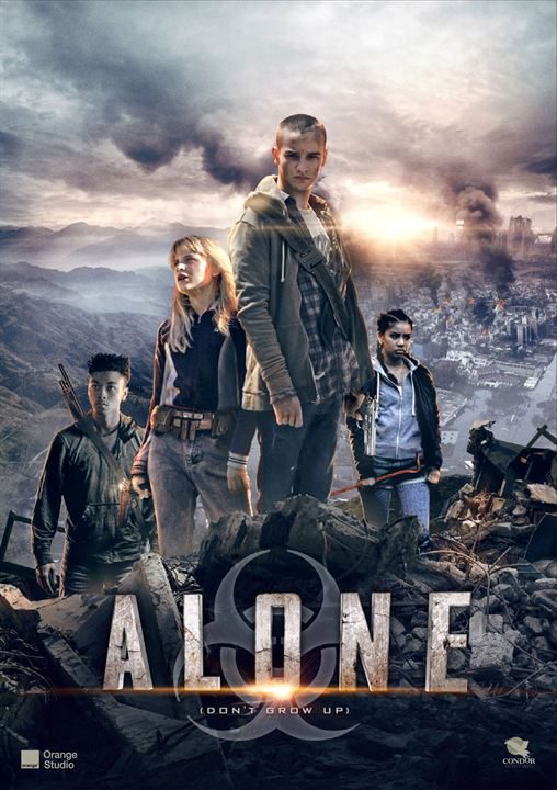Don't Grow Up Alone 2015 film online subtitrat in romana HD