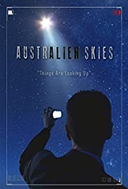 Australien skies Poster