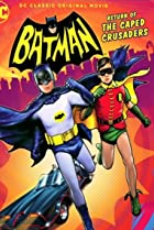 Image of Batman: Return of the Caped Crusaders