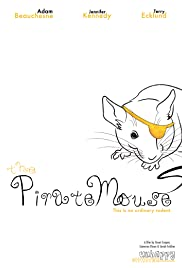 The Pirate Mouse Poster