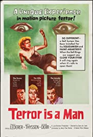 Terror Is a Man (1959) Poster - Movie Forum, Cast, Reviews