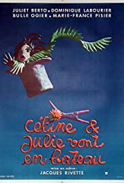 Celine and Julie Go Boating (1974) Poster - Movie Forum, Cast, Reviews