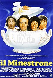 Il minestrone (1981) Poster - Movie Forum, Cast, Reviews