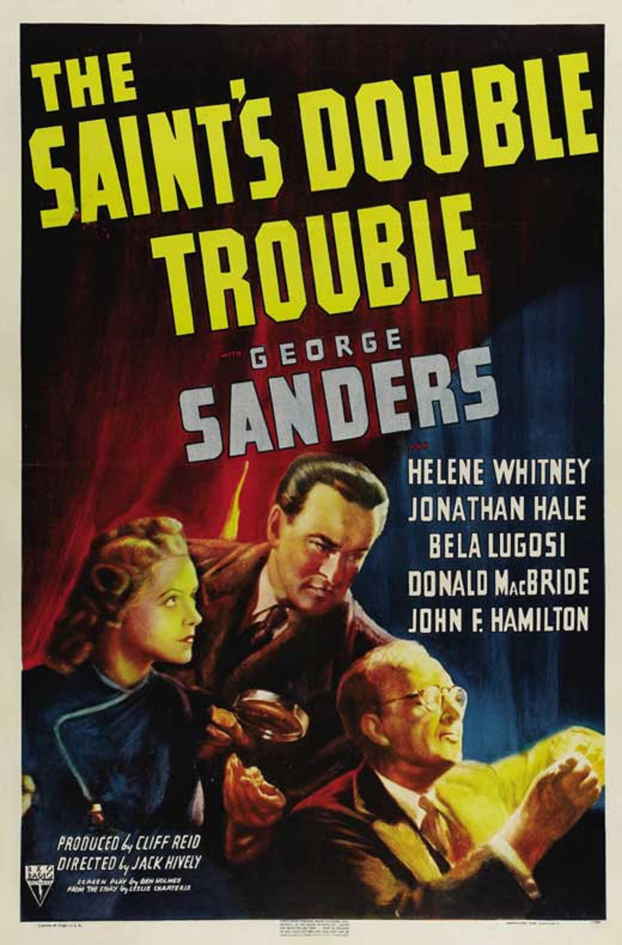 image The Saint's Double Trouble Watch Full Movie Free Online