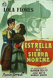 La estrella de Sierra Morena Poster