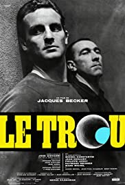 Le Trou (1960) Poster - Movie Forum, Cast, Reviews