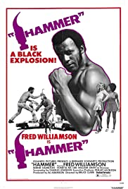 Hammer(1972) Poster - Movie Forum, Cast, Reviews