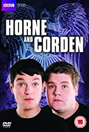 Horne & Corden Poster - TV Show Forum, Cast, Reviews