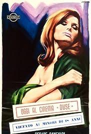 Io, Emmanuelle Poster