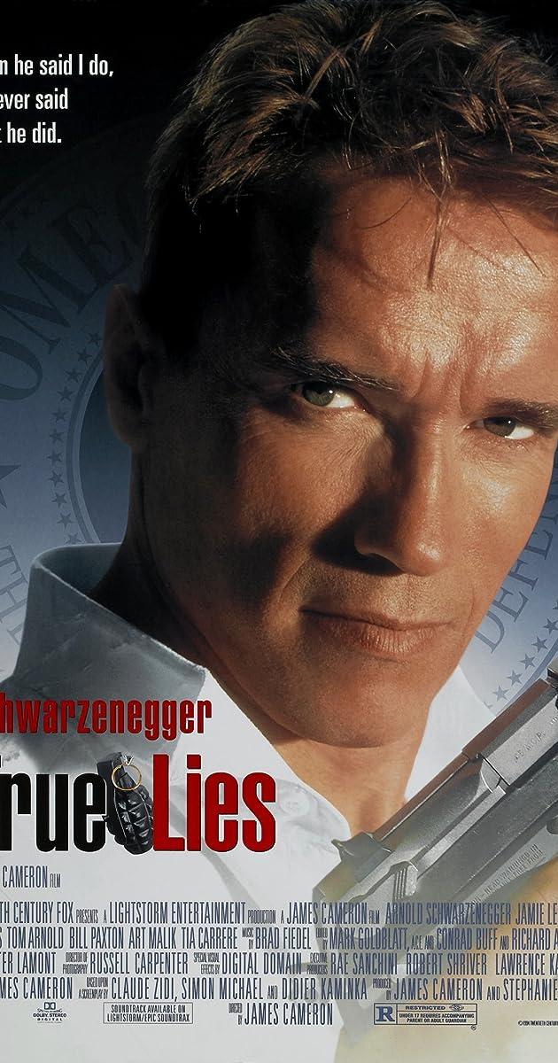 Melas vardan tiesos / True Lies (1994) Online