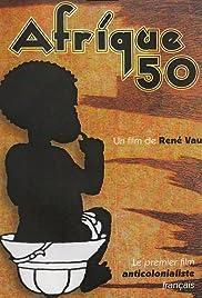 Afrique 50 Poster