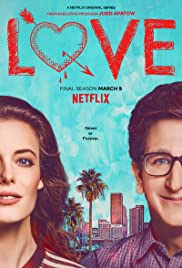 Love Poster - TV Show Forum, Cast, Reviews