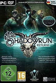 Shadowrun Returns Poster
