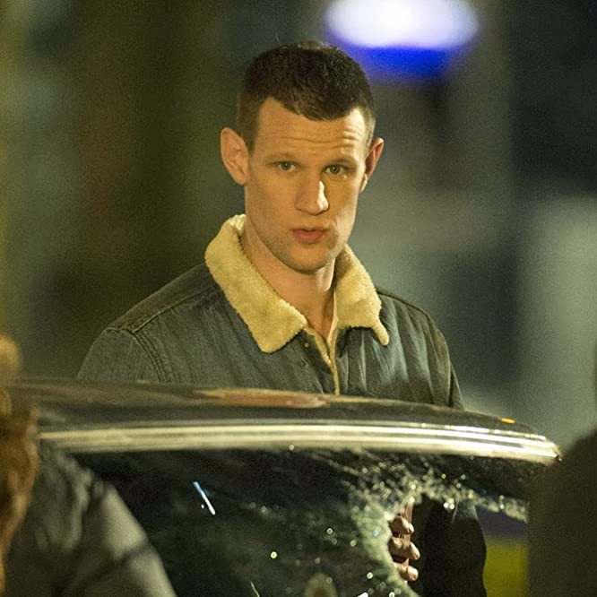 Matt Smith in Patient Zero (2017)