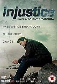 Injustice Poster - TV Show Forum, Cast, Reviews
