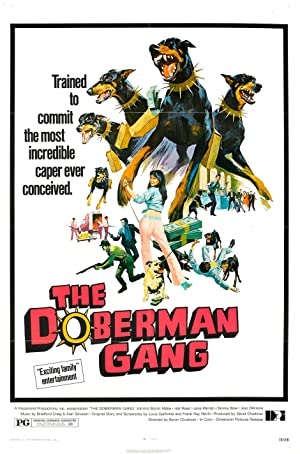 Doberman Gang (1972)