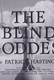 The Blind Goddess Poster
