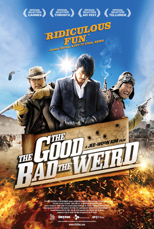 The Good the Bad the Weird (2008) Tagalog Dubbed
