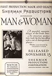 Man and Woman Poster