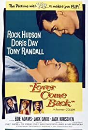 Lover Come Back (1961) Poster - Movie Forum, Cast, Reviews