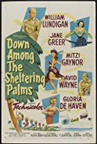 Down Among the Sheltering Palms (1953) Poster