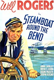 Steamboat Round the Bend Poster