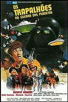 Image of Os Trapalhões na Guerra dos Planetas