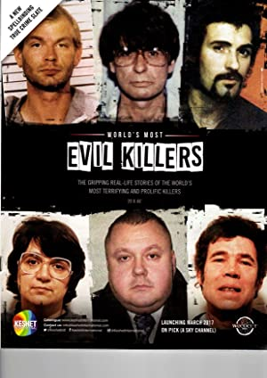 Britains Most Evil Killers