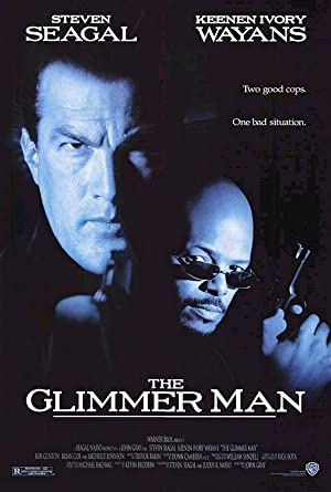 Poster Glimmer Man
