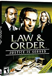 Law & Order: Justice Is Served Poster