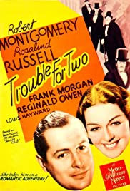 Trouble for Two (1936) Poster - Movie Forum, Cast, Reviews