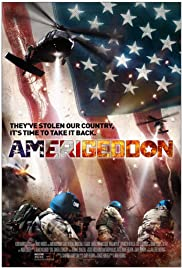 AmeriGeddon (2016) Poster - Movie Forum, Cast, Reviews