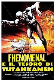 Fenomenal e il tesoro di Tutankamen Poster