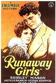 Runaway Girls Poster