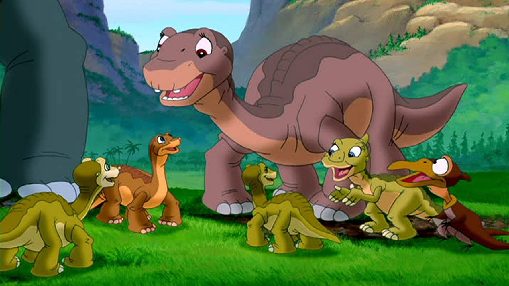 the land before time xi invasion of the tinysauruses 2005