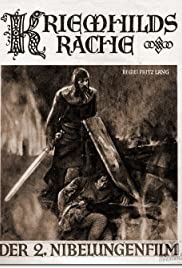 Die Nibelungen: Kriemhilds Rache (1924) Poster - Movie Forum, Cast, Reviews