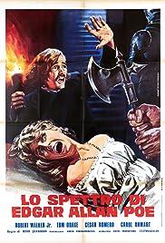 The Spectre of Edgar Allan Poe Poster