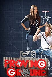 G4's Proving Ground Poster