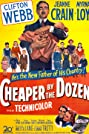 Cheaper by the Dozen (1950) Poster