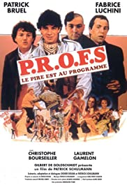 P.R.O.F.S. Poster