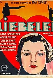 Liebelei(1933) Poster - Movie Forum, Cast, Reviews