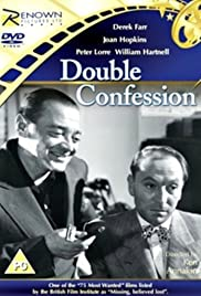 Double Confession (1950) Poster - Movie Forum, Cast, Reviews