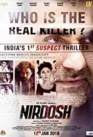 Nirdosh 2018 Hindi PreDVRip 700MB AAC MKV