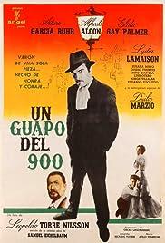 Un guapo del '900 Poster