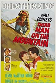Third Man on the Mountain(1959) Poster - Movie Forum, Cast, Reviews