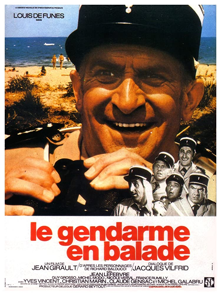 Žandaras pramogauja / The Troops on Vacation (1970) žiūrėti online