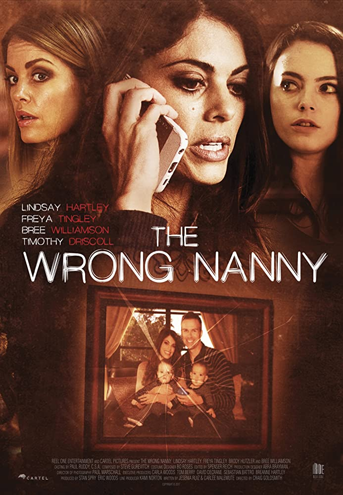 فيلم The Wrong Nanny 2017 مترجم
